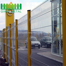 Corrosion Resistance Plastic Garden Square Wire Mesh Fence