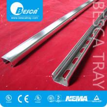 Профессиональная стальная Стойка Простый канал 41*41мм со стандартной отделкой