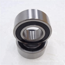 35*72*27mm double row angular contact ball bearing 3207