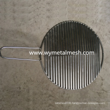 Stainless Welded Wire Mesh for BBQ Grill
