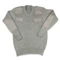 Commando Sweater Military Pullover Adopting Wool
