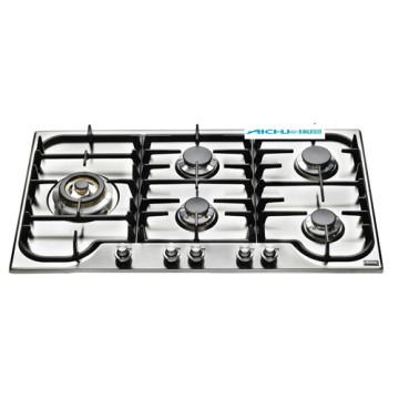Olla de presión eléctricaSingapore Utensilios de cocina 5 quemadores