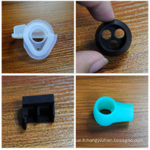 Pièces en caoutchouc silicium / pièces en caoutchouc personnalisées