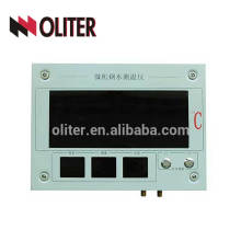 Compteur de température pyromètre indicateur de température de l'acier fondu numérique wk-200a mural analogique pour l'industrie de la fonderie
