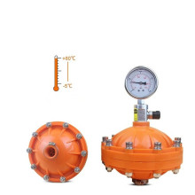 Air Pressure Control Pulse dampers for Water Treatment