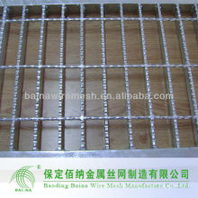 25x5 Construction Steel Grating fence