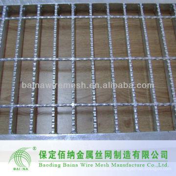 25x5 Construcción Acero Grating valla
