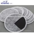 tela de filtro de aire de carbono activado conductivo de alto contenido de carbono