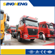Sinotruk Hohan Heavy Duty 420HP Towing Vehicle Tractor Truck