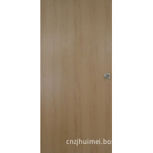 MDF Veneer Wood Doors, Wooden Doors with Painting (HMY-0715)