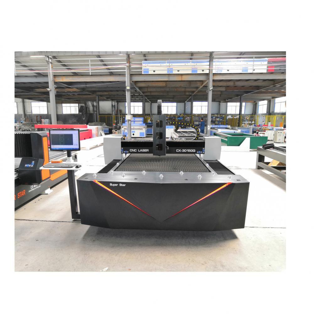 Fiber Laser Cutter2