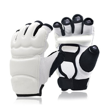 Wholesale Half Finger MMA Boxing Training Gloves