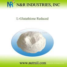 Alta calidad L-glutatión polvo granel