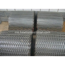Spiral Wire Link Conveyor Belt