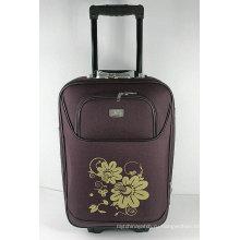 Мода мягкий EVA внешние тележки путешествия камера чемодан