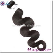 Onda sin procesar Malasia Cutícula del cabello Alineado Precio barato