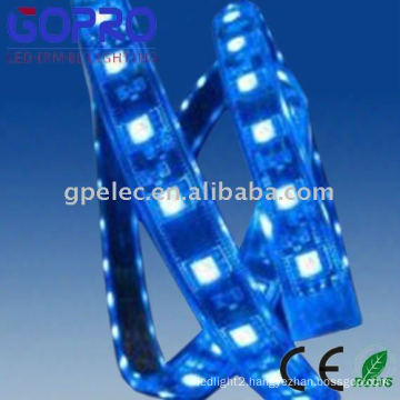 Low power consumption IP67 flexible led tape 24W/reel with CE&RoHS