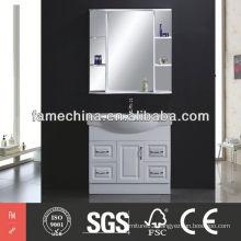 Modern pvc bathroom cabinet Hangzhou pvc bathroom cabinet