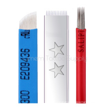 The High quality beautiful permanent newest styl makeup needle on hot sale