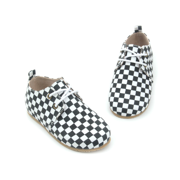 New Fashion Crib Shoes Hard Sole Happy Kids Shoes