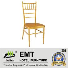 Cadeira profissional de banquete de aço (EMT-809-1ST)