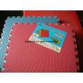 EVA Matte Taekwondo Tatami Puzzle Mat Arts Mat