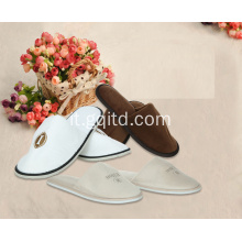 Slipper monouso per hotel color bianco nero di EVA OEM