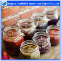 Top quality pure soy wax candle in glass jar with reasonable price and fast delivery on hot selling!!!