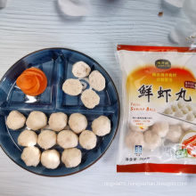 Factory Sale Various Frozen Storage Cuttlefish Conch Shrimp Fish Ball