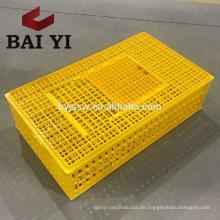 Heißer verkaufender Plastikhuhn-beweglicher Käfig / Fördermaschine