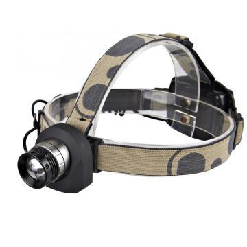 Hiking Headlamp Army color