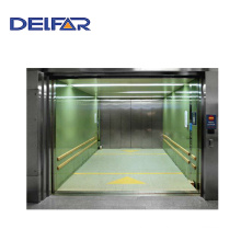 Safe and Large Goods Elevator From Delfar
