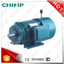 CE Chimp Yej Series 2 Poles 45kw AC Electromagnetic Brake Three Phase Asychronoous Electric Motor