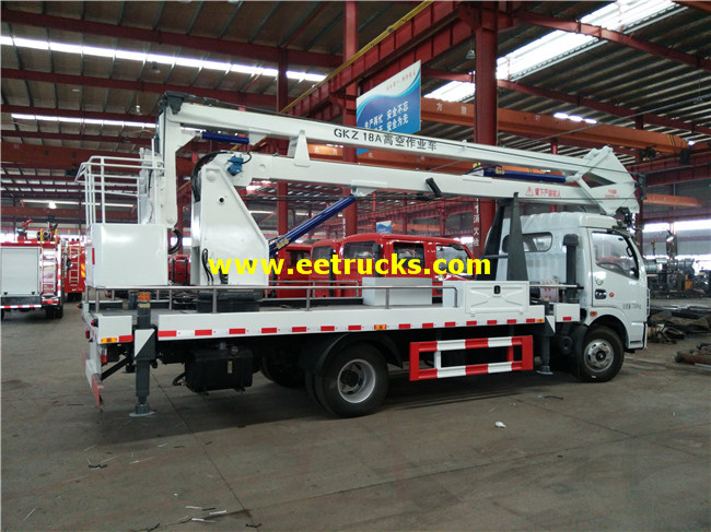 12m Aerial Lift Work Trucks