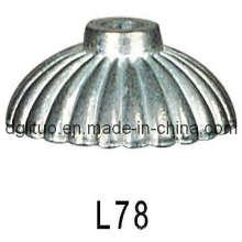 Peças da lâmpada de alumínio / fundição sob pressão
