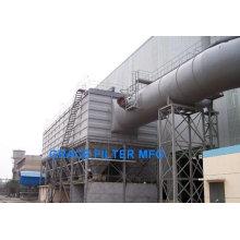 Colector de aire de las industrias