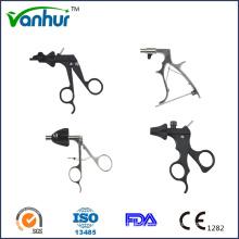 Instrumentos laparoscópicos 5mm / 10mm Pinzas Accesorios Mango
