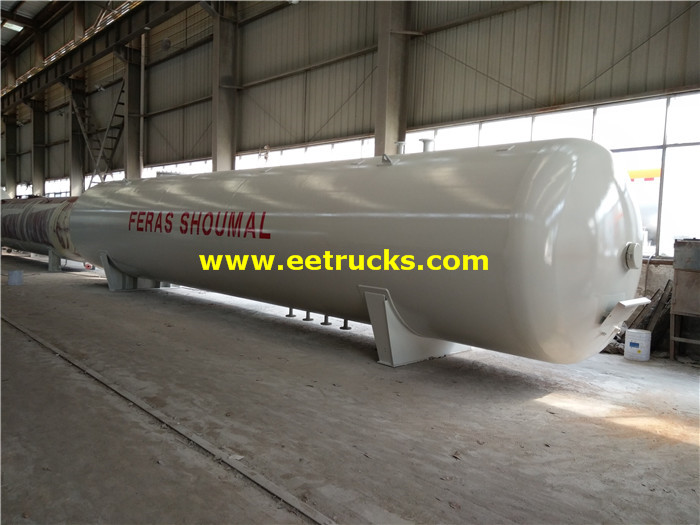 25T ASME Propane Storage Tanks