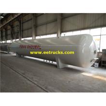 60m3 25T ASME tanques de armazenamento de propano