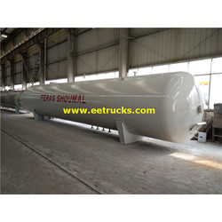 60m3 25T ASME Propane Storage Tanks