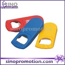 Abridor relativo à promoção feito sob encomenda do presente do abridor de garrafa da forma da mão