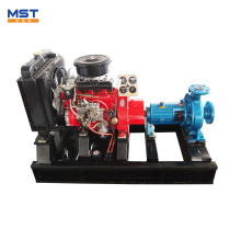 4 cylinder diesel water pump for agriculture