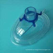 Kit de primeros auxilios Máscara de PVC de resucitación médica