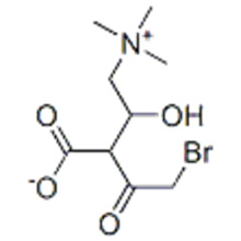 bromoacetylcarnitine CAS 10034-25-0