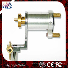 Chinese silver stainless top quality rotary tattoo machine tattoo gun
