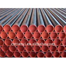 ASTM SA179 / 192 tubos de aço sem costura de luz de alta precisão