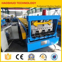 Automatische Profiliermaschine für Stahlmetallboden, Maschinen