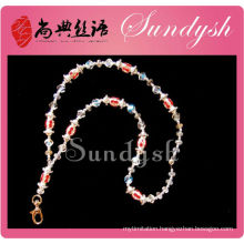 Guangzhou Girl Pink Lanyard Red Color Lanyard