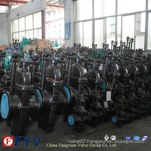 API 6D Oil and Gas Slab Gate Valve