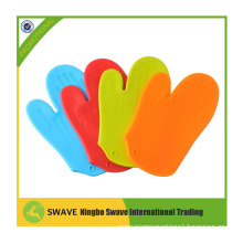 Barbecue Heat Resistant Waterproof Silicone Oven Gloves